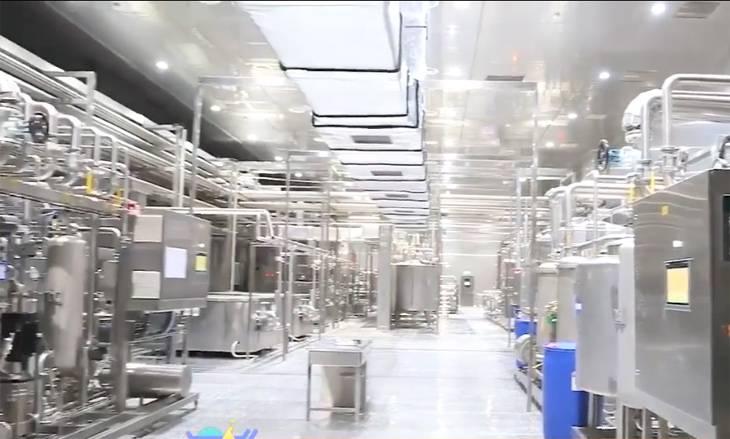 无菌灌装饮料净化车间装修工程